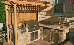 20 Great Outdoor Kitchen Ideas With The Most Affordable Cost 5