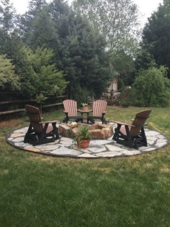 24 Backyard Fire Pit Ideas Landscaping Create A Relaxing Retreat With A Beautiful Firepit 17