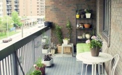 34 Beautiful Apartment Balcony Decoration Ideas Making The Most Out Of Your Balcony 11