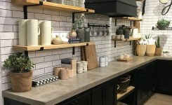 35 Kitchen Shelves Ideas That Make Your Kitchen Look Neat Tips On How To Choose The Right Unit 24