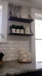 35 Kitchen Shelves Ideas That Make Your Kitchen Look Neat Tips On How To Choose The Right Unit 6