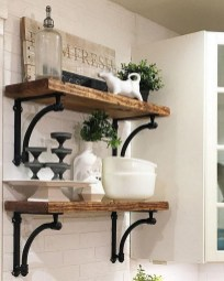 35 Kitchen Shelves Ideas That Make Your Kitchen Look Neat Tips On How To Choose The Right Unit 7