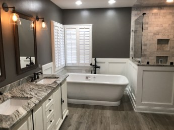 37 Amazing Master Bathroom Remodel Decorating Ideas Tips On Preparing Yourself For The Cost Of Remodeling 37