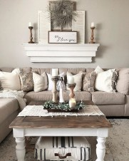 38 Most Popular Modern Living Room Decoration Ideas That Look Comfortable 18