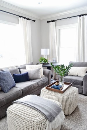 38 Most Popular Modern Living Room Decoration Ideas That Look Comfortable 22