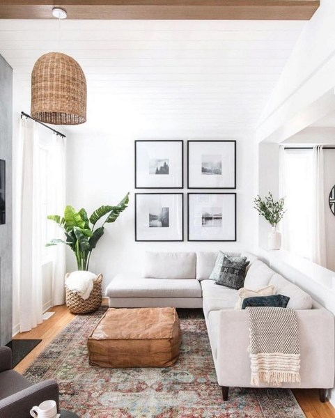 40 Inspiration Ideas Of The Most Popular Modern Living Room Ideas With Easy Tips To Redecorate Your Living Room 16