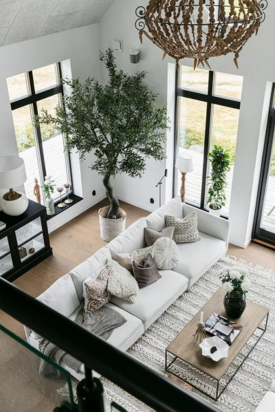 40 Inspiration Ideas Of The Most Popular Modern Living Room Ideas With Easy Tips To Redecorate Your Living Room 27