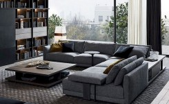 43 Beautiful Modern Living Room Decoration Ideas 17