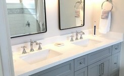 47 Best Master Bathroom Remodeling On A Budget Ideas 20