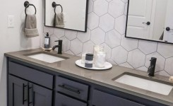 47 Best Master Bathroom Remodeling On A Budget Ideas 42