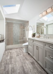 47 Best Master Bathroom Remodeling On A Budget Ideas 47