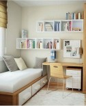 55 Model Bedroom Furniture Design Ideas For Small Functional Spaces 36