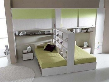 55 Model Bedroom Furniture Design Ideas For Small Functional Spaces 39