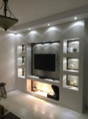 60 Models Living Room Decorating Ideas with Tv - Tips to Optimize the Space In Your Living Room with Tv Cabinets 2787