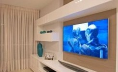 60 Models Living Room Decorating Ideas With Tv Tips To Optimize The Space In Your Living Room With Tv Cabinets 47