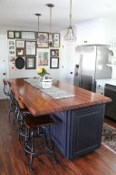 83 Grey Kitchen Wood island - Tips to Designing It Look Luxurious 2429