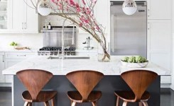83 Grey Kitchen Wood Island Tips To Designing It Look Luxurious 36