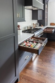 83 Grey Kitchen Wood island - Tips to Designing It Look Luxurious 2447