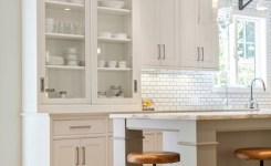 83 Grey Kitchen Wood Island Tips To Designing It Look Luxurious 54