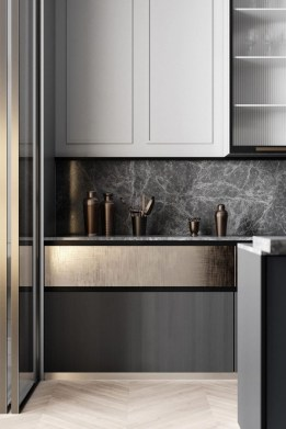 83 Grey Kitchen Wood island - Tips to Designing It Look Luxurious 2453