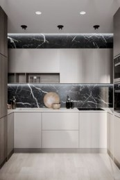 83 Grey Kitchen Wood island - Tips to Designing It Look Luxurious 2468