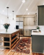 83 Grey Kitchen Wood island - Tips to Designing It Look Luxurious 2397