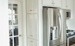 91 Amazing Kitchen Cabinet Design Ideas For A Small Space 13