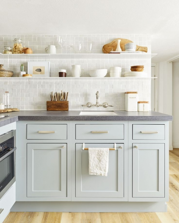 91 Amazing Kitchen Cabinet Design Ideas for A Small Space 2118