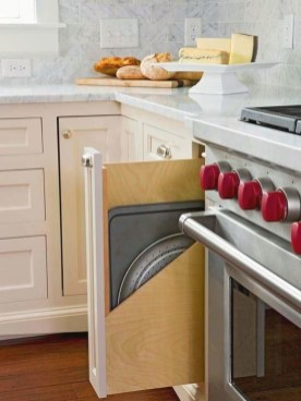 91 Amazing Kitchen Cabinet Design Ideas for A Small Space 2137