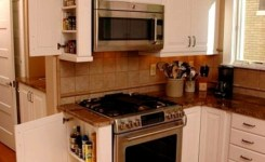 91 Amazing Kitchen Cabinet Design Ideas For A Small Space 43