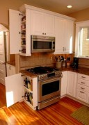 91 Amazing Kitchen Cabinet Design Ideas for A Small Space 2142