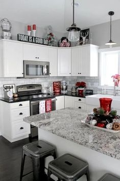 91 Amazing Kitchen Cabinet Design Ideas for A Small Space 2177