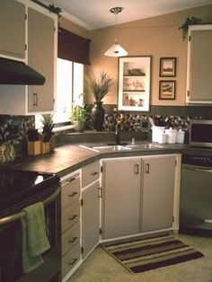91 Amazing Kitchen Cabinet Design Ideas for A Small Space 2181