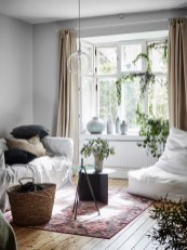 92 Amazing Living Room Designs and Ideas for Your Studio Apartment 2824