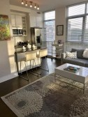 92 Amazing Living Room Designs and Ideas for Your Studio Apartment 2873