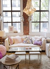 92 Amazing Living Room Designs and Ideas for Your Studio Apartment 2882