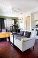 92 Amazing Living Room Designs and Ideas for Your Studio Apartment 2884