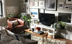 92 Amazing Living Room Designs And Ideas For Your Studio Apartment 87