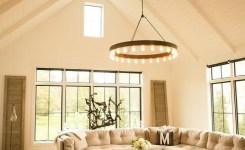 92 Beautiful Living Room Ceilings For Your Living Room Design Inspiration 13