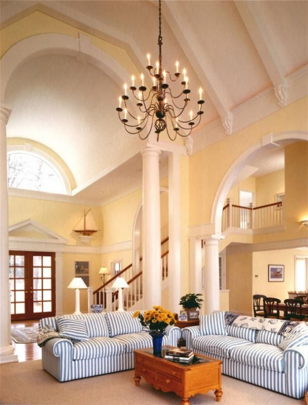 92 Beautiful Living Room Ceilings for Your Living Room Design Inspiration 4177