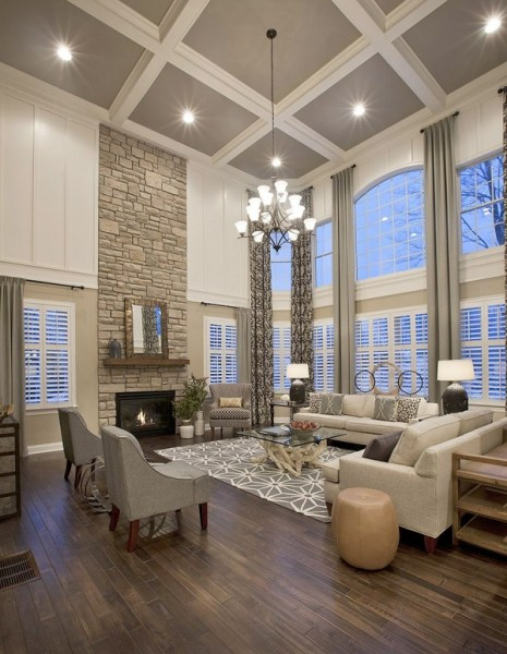 92 Beautiful Living Room Ceilings for Your Living Room Design Inspiration 4181