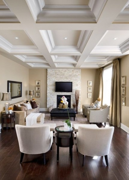 92 Beautiful Living Room Ceilings for Your Living Room Design Inspiration 4197