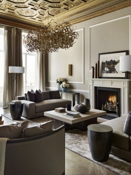 92 Beautiful Living Room Ceilings for Your Living Room Design Inspiration 4233