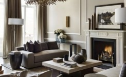 92 Beautiful Living Room Ceilings For Your Living Room Design Inspiration 74