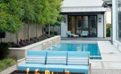 97 Most Popular Backyard Designs With Pool Ideas 33
