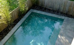 97 Most Popular Backyard Designs With Pool Ideas 58