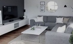 Furniture Layout Tips To Make A Living Room Look Bigger 14