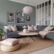 Furniture Layout Tips To Make A Living Room Look Bigger 16