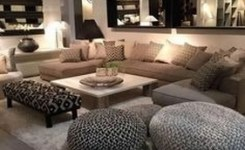Furniture Layout Tips To Make A Living Room Look Bigger 21
