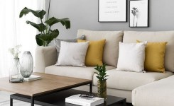 Furniture Layout Tips To Make A Living Room Look Bigger 4